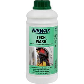 Nikwax Tech Wash 1 l groen/wit